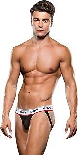 comprar comparacion Baci Envy–Jockstrap, Pequeño/Mediano, microfibra elástica, cintura baja)