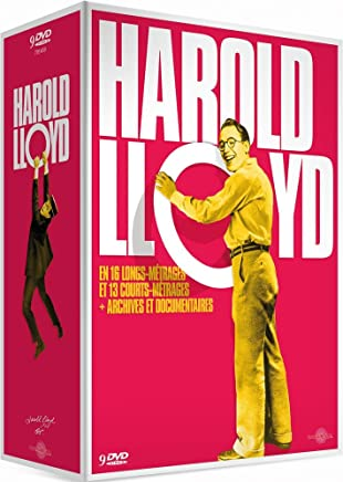 Harold Lloyd en 16 longs métrages et 13 courts métrages + archives et documentaires [Édition Collector]