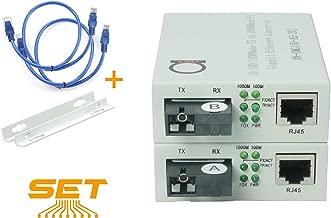wdm fast ethernet media converter