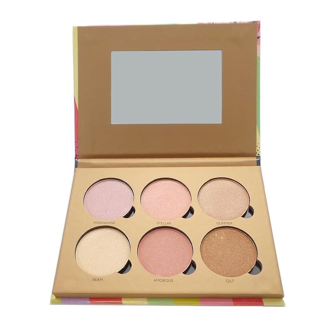 までマークズームインするOKALAN Glowing Palette Shimmers Kit A (並行輸入品)