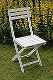 SEDEX Bistro 2er Set Klappstuhl für Garten