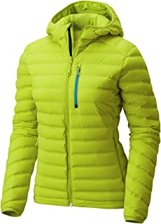 Women's StretchDown Hooded Jacket