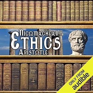 Nicomachean Ethics audiobook cover art