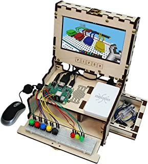 Piper Computer Kit 2 - Teach Kids to Code - Hands On STEM Learning Toy with Minecraft: Raspberry Pi (New)