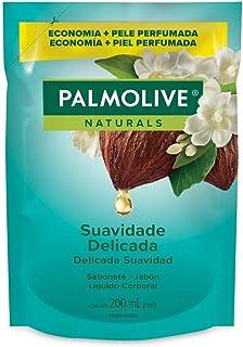 Sabonete Líquido Palmolive Naturals Suavidade Delicada 200Ml