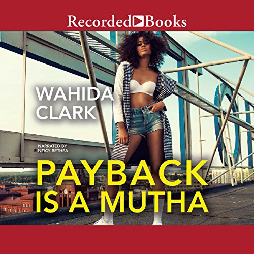 Payback Is a Mutha audiobook cover art