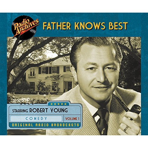 Father Knows Best, Volume 1 audiobook cover art