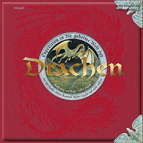 Expedition in die geheime Welt der Drachen Titelbild