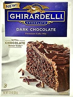 Best ghirardelli dark chocolate cake mix recipe Reviews