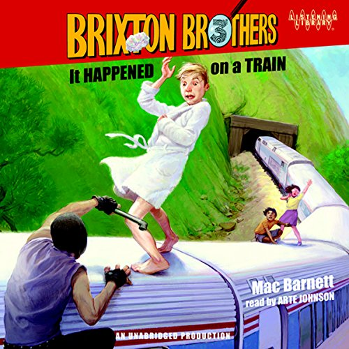 It Happened on a Train audiobook cover art