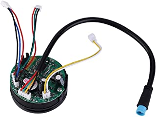 Tbest Ninebot es2 4, Scooter Circuit Board,Foldable Electric Scooter Circuit Board Dashboard with Cover for Ninebot ES1 ES...