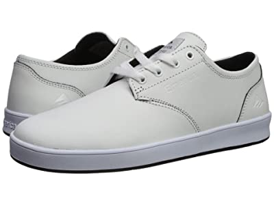 Emerica The Romero Laced (White/Black) Men