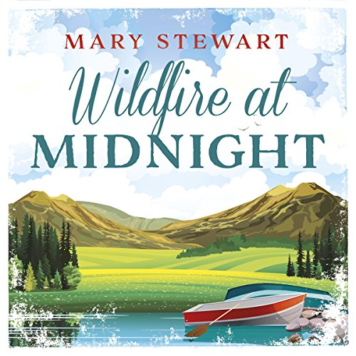 Couverture de Wildfire at Midnight