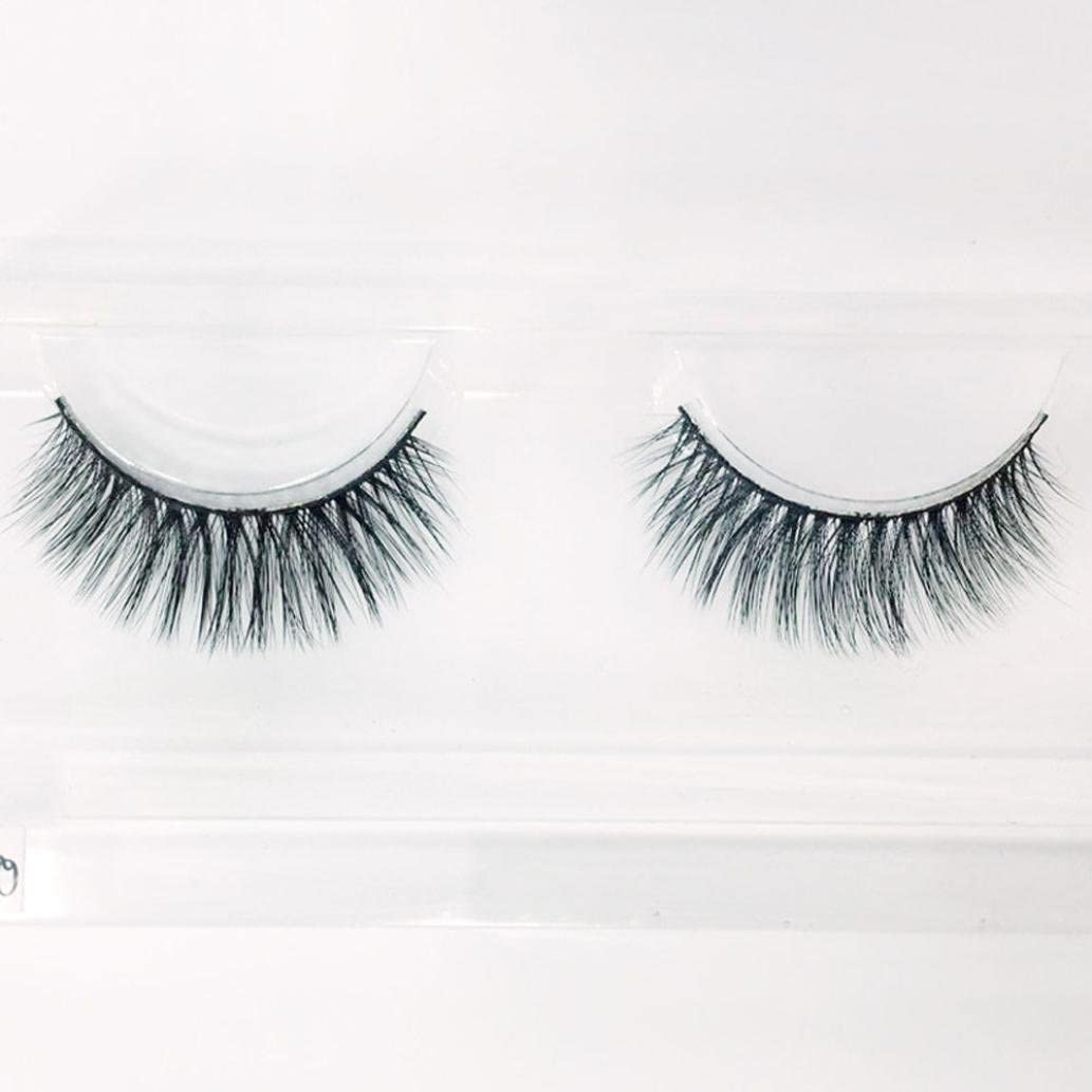 Nesee Max Manufacturer direct delivery 68% OFF 1Pairs Beautiful Long False Natural Makeup Thick Eyelashes