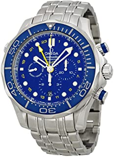 Best seamaster blue dial Reviews