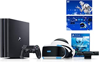 PlayStation 4 Pro PlayStation VR Days of Play Pack 2TB (CUHJ-10029) 【Amazon.co.jp限定】オリジナルカスタムテーマ 配信