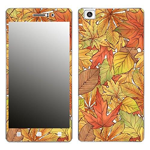 DISAGU SF-106221_1184 Design Folie für Oppo R5 - Motiv Herbstblätter_01