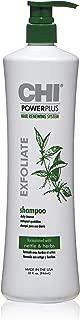 CHI Powerplus Scalp Renew System Exfoliate Shampoo, 32 Fl Oz