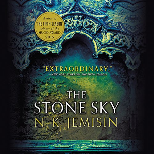 The Stone Sky  By  cover art