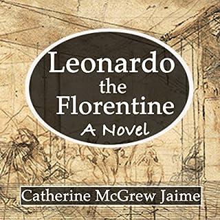 Leonardo the Florentine audiobook cover art
