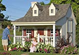 Little Cottage Company Pennfield DIY Playhouse Kit