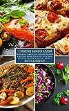 42 Recetas Bajas en Azúcar - banda 1: Desde pizza vegetariana, comidas de paleo y sabrosos platos de cocción lenta hasta deliciosas carnes a la parilla