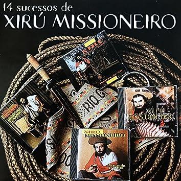 14 Sucessos de Xirú Missioneiro