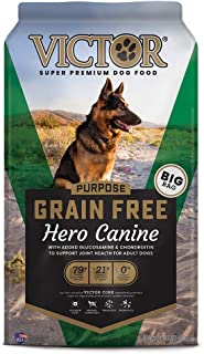 VICTOR Purpose - Grain Free Hero Canine, Dry Dog Food