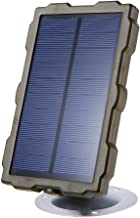 Lixada Hunting Camera Battery Solar Panel Charger External Power for Trail Camera H801 H885 H9 H3 H501 Mini