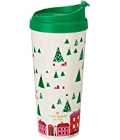 Kate Spade New York - Holiday Village Thermal Mug