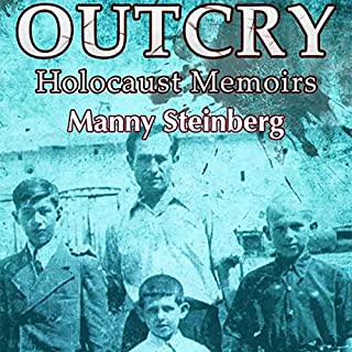 Outcry: Holocaust Memoirs audiobook cover art