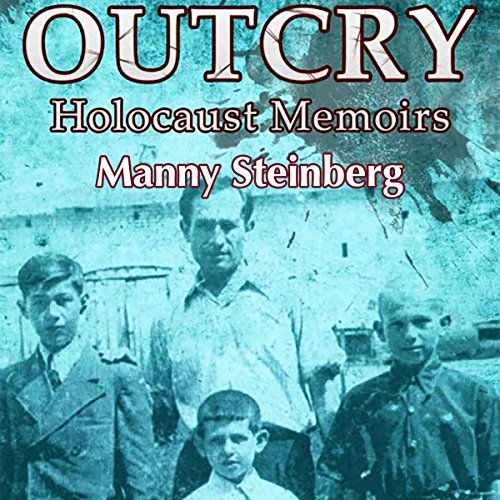 Outcry: Holocaust Memoirs cover art