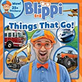 Blippi: Things That Go! (8x8)