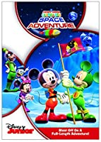 Mickey Mouse Clubhouse: Space Adventure [DVD] [Import]