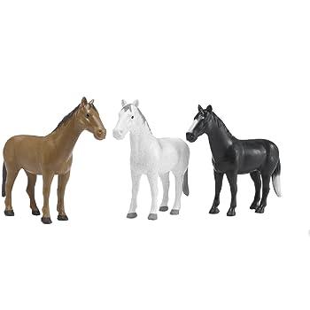 bruder 62530 Großer Pferde Springparcours mit Reiterin und