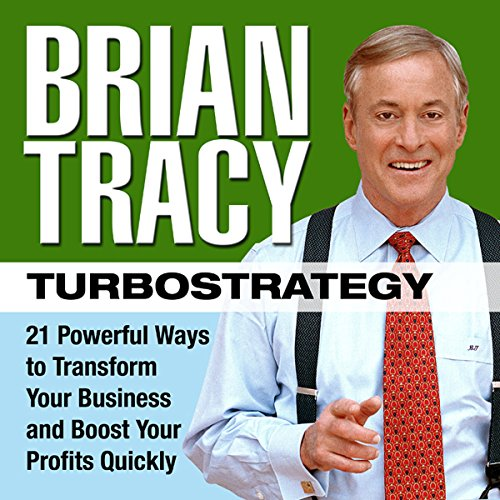 TurboStrategy audiobook cover art