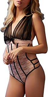 a01ba5297e02 Amazon.ca: Orange - Teddies & Bodysuits / Women: Clothing & Accessories