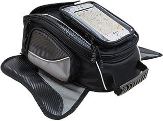 Magnetic Motorcycle Tank Bag   wasserdichte Oxford Schwarz Motorrad Tasche   Reise Outdoor Sporttasche Gepäck   Starke magnetische Tasche Universal für die meisten Motorräder   Dracarys