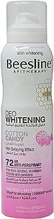 Beesline Whitening Deodorant, Cotton Candy