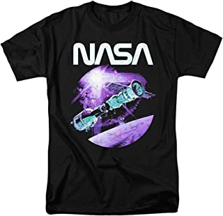 NASA Space Station T Shirt & Stickers