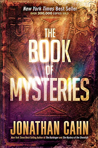The Book of Mysteries -  Cahn, Jonathan, Hardcover