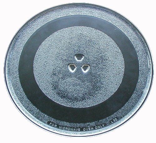 """Dometic Microwave Glass Turntable Plate / Tray 13 1/2"""" A019"""
