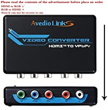 Best hdmi to component converter for slingbox Reviews