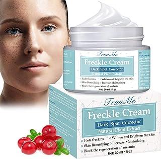 Crema Blanqueadora Crema Aclarante La Crema Para Las Pecas Crema Blanqueadora Para la cara y el Cuerpo Tono de Piel De...