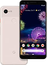 Google Pixel International GSM Unlocked (Not Pink, Pixel 3 XL 128GB)