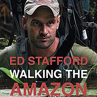 Couverture de Walking the Amazon