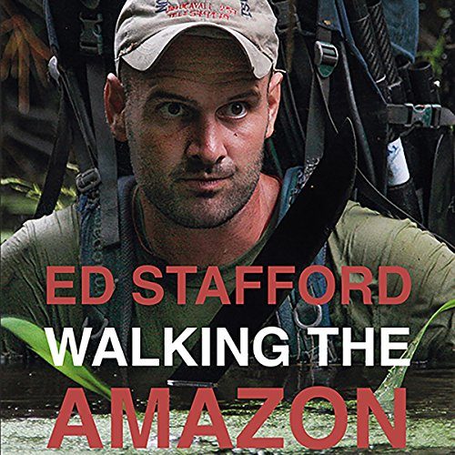 Walking the Amazon audiobook cover art