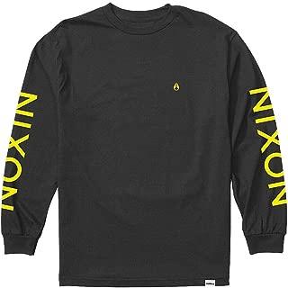 NIXON Men's Sparrow Long Sleeve Tee Shirt