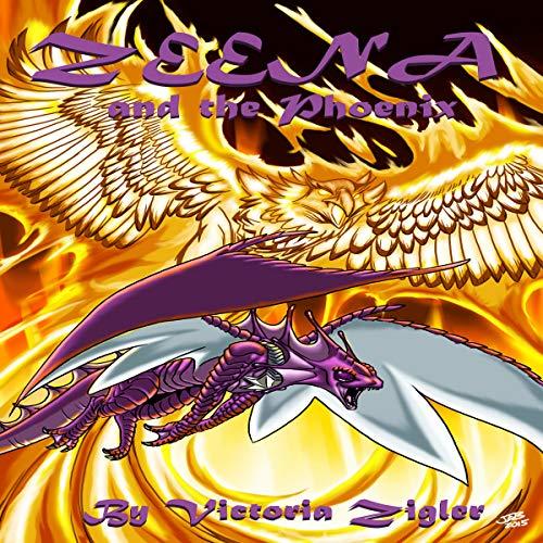 Zeena and the Phoenix cover art