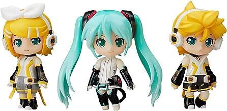 Good Smile Character Vocal Series 01: Hatsune Miku: Miku/Rin/Len Append Nendoroid Petite Action Figure Set